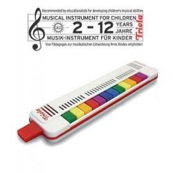 TRIOLA - klávesová harmonika