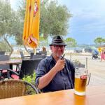 #bluesman on #holiday 😎 #pivo #blues #dymka #fajfka #pipe #piper #dýmka #dymkaricz #dovolenavchorvatsku #retroblues_cz